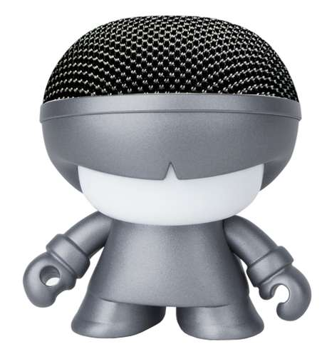 Enceintes/haut-parleurs - Enceinte personnalisée Bluetooth - Mini Xboy Metallic | Xoopar - Pandacola