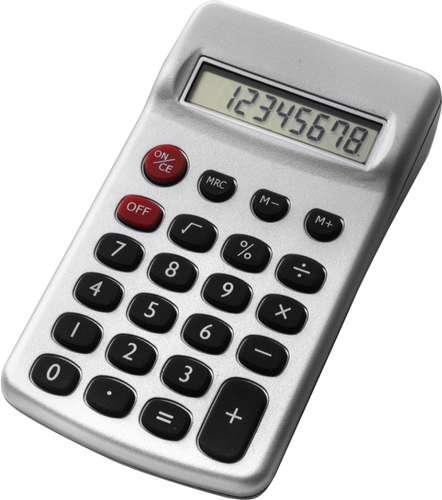 Calculatrices de poche - Calculatrice de poche personnalisée - Mackay - Pandacola