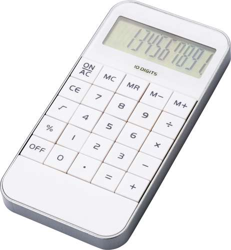 Calculatrices de poche - Calculatrice de poche publicitaire - Cairns - Pandacola