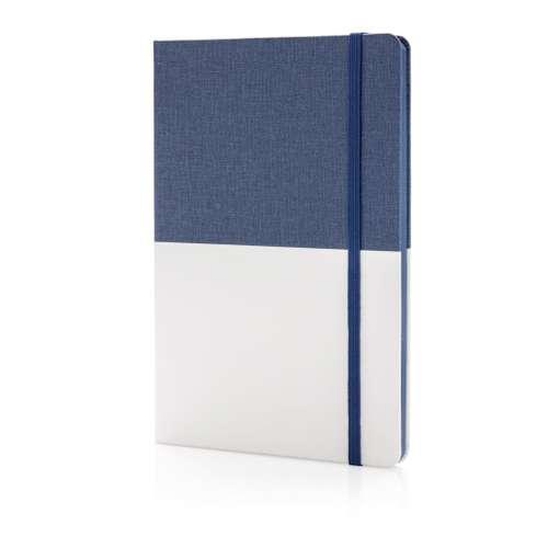 Carnets simple - Carnet de notes A5 Deluxe bi-matière 192 pages 80 gr/m² - Pima - Pandacola
