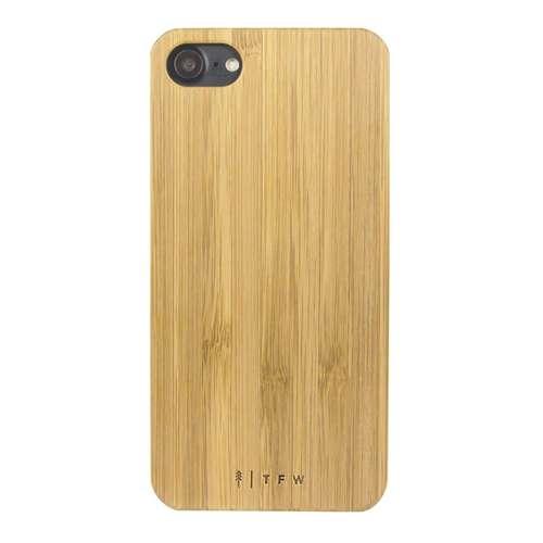 Coques et étuis smartphones - Coques en bois iPhone 6/6S/7/8 - Galiya et Bambuya | Time For Wood - Pandacola