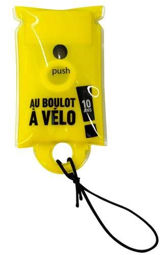 Eclairages pour vélo - Lampe projecteur - Au boulot à Vélo ! - Pandacola