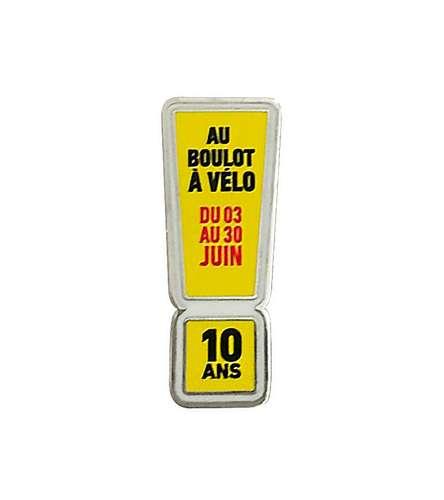 Pin's - Pin's - Au boulot à Vélo ! - Pandacola
