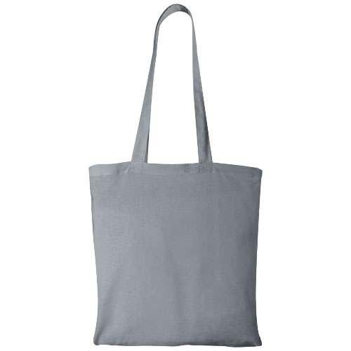 Sacs shopping - Tote bag publicitaire coton anses longues 100 gr/m² - Carolina - Pandacola