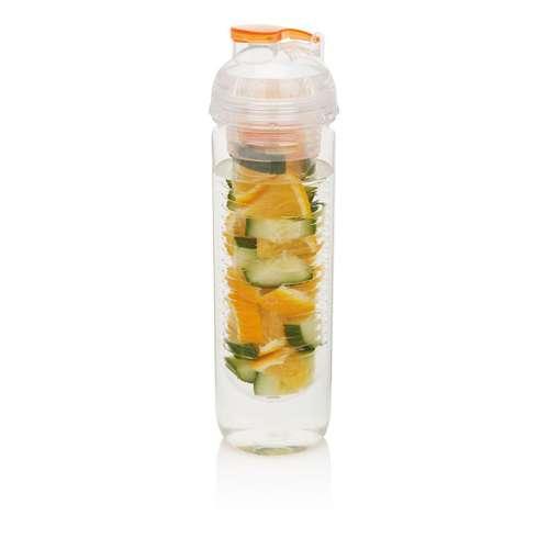 Bouteilles - Bouteille d'eau à infusion publicitaire  500 ml - Mandan - Pandacola