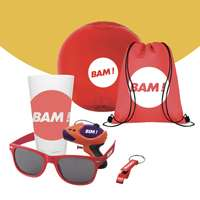 Starter Pack WEI publicitaire - Vamos a la playa - Pandacola