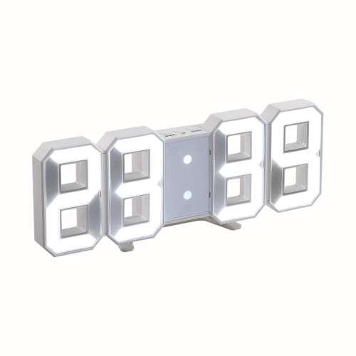 Horloges de bureau - Horloge digitale promotionnelle | Livoo - Pandacola