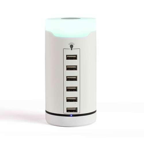 Hub usb - Station de charge USB publicitaire   Livoo - Pandacola