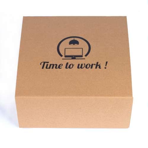 Coffrets et box cadeaux - Working Box - Pandacola