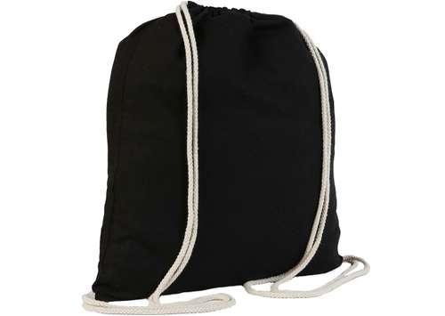 Sacs shopping - Sac à dos personnalisé en coton naturel 110 gr/m² - Denver - Pandacola