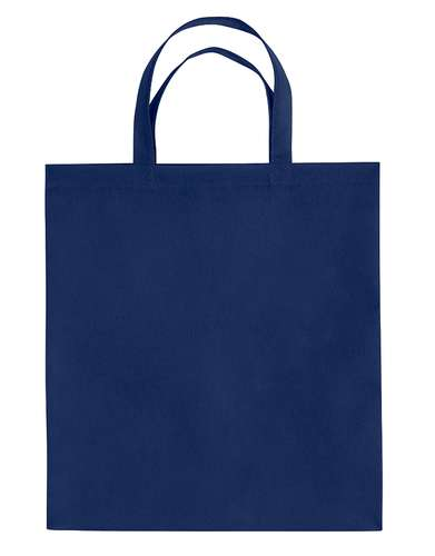 Sacs shopping - Sac shopping promotionnel anses courtes non tissé 80 gr/m² - Ibiza - Pandacola