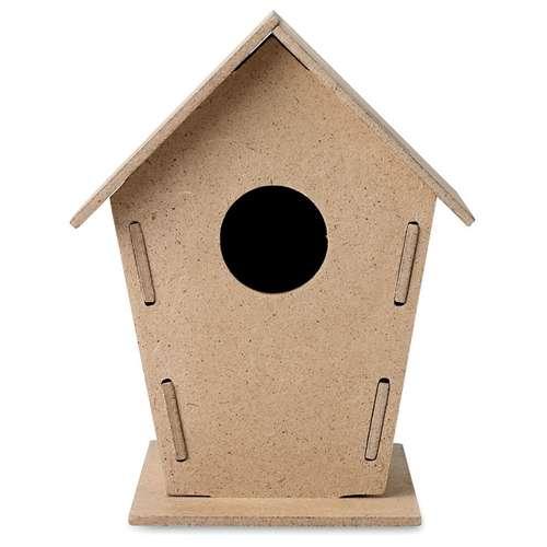 Nichoirs - Nichoir personnalisé à construire - Woohouse - Pandacola