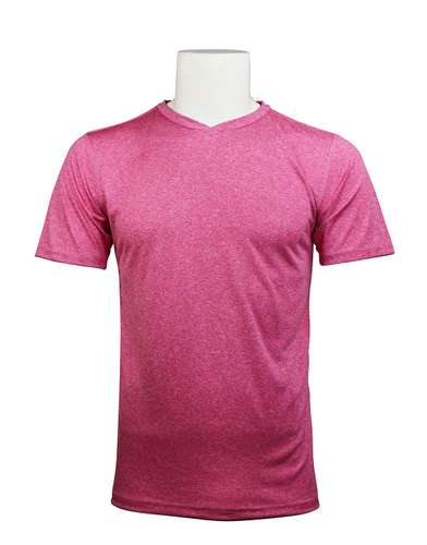Tee-shirts - T-Shirt technique personnalisable chiné Homme 140g/m² - Fast | Mustaghata - Pandacola