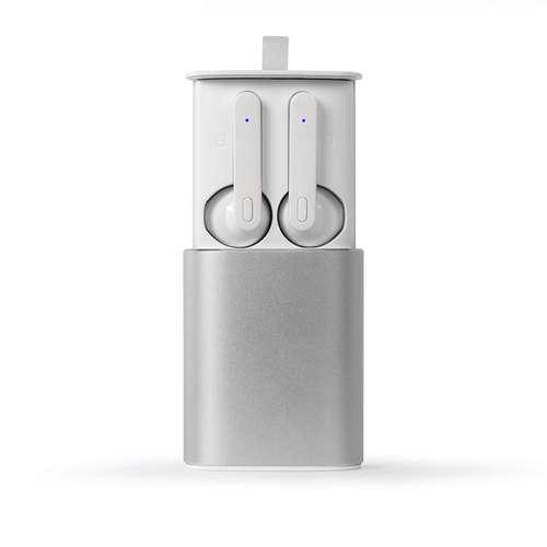 Ecouteurs - Ecouteurs compatible Bluetooth® sans fil à personnaliser - Pandacola