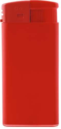 Briquets classiques - Briquet électronique publicitaire grand format - XL Matt Piezo - Pandacola