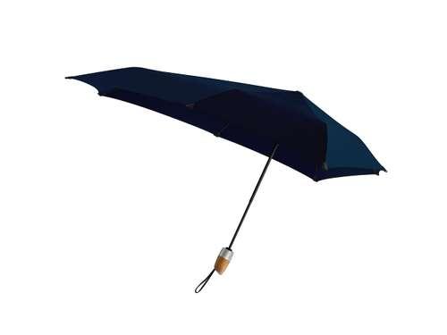 Parapluie aérodynamique - Parapluie tempête pliant résistant vent 100 km/h - Automatic Deluxe | Senz° - Pandacola