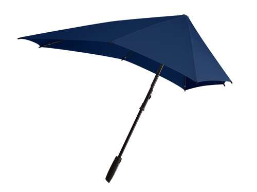 Parapluie aérodynamique - Parapluie tempête aérodynamique résistant vent 100 km/h - Smart XL | Senz° - Pandacola