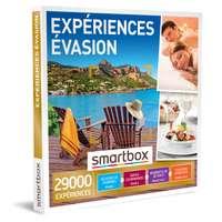 Coffret cadeau Multi Thématiques Expériences - Évasion |Smartbox - Pandacola