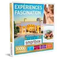 Coffret cadeau Multi Thématiques Expériences - Fascination |Smartbox - Pandacola