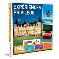 Coffret cadeau Multi Thématiques Expériences - Privilège |Smartbox - Pandacola