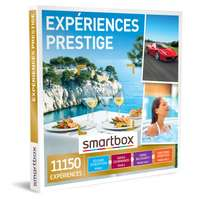 Coffret cadeau Multi Thématiques Expériences - Prestige |Smartbox - Pandacola