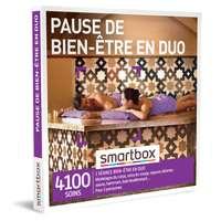 Coffret cadeau Bien être-Pause de bien-être en duo |Smartbox - Pandacola