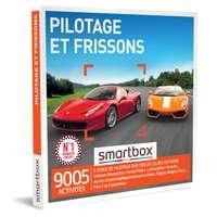 Coffret cadeau Aventure- Pilotage et frissons |Smartbox - Pandacola