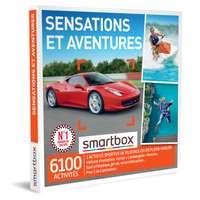 Coffret cadeau Aventure - Sensations et aventures |Smartbox - Pandacola