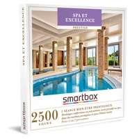 Coffret cadeau Prestige bien être - Spa & Excellence |Smartbox - Pandacola