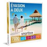 Coffret cadeau Muti-activités - Evasion à deux |Smartbox - Pandacola