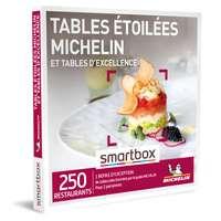 Coffret cadeau Gastronomie - Tables étoilées MICHELIN et tables d'excellence |Smartbox - Pandacola