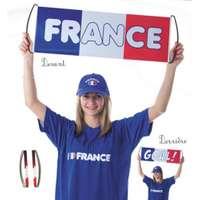 Bannière supporter France - Luis - Pandacola