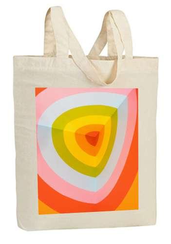 Sacs shopping - Tote bag publicitaire 105 gr/m² personnalisé en quadri - Promo Bag - Pandacola