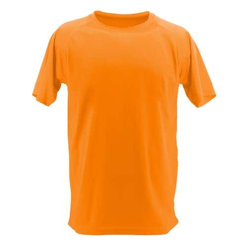 Tee-shirts - T-shirt respirant personnalisable 100% polyester 140 gr/m² - Pandacola