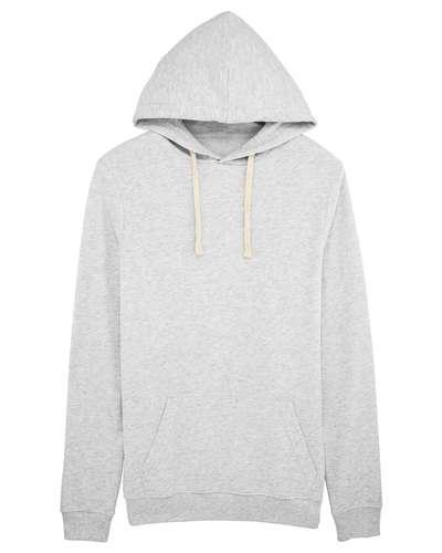 Hoodies - Sweat-shirt unisexe personnalisable à capuche suédé - Explore - Pandacola