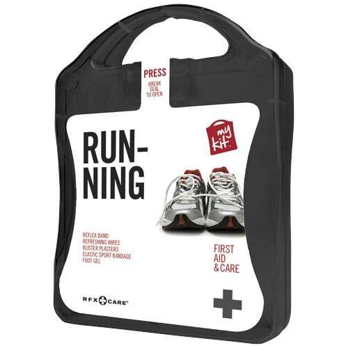 Mykit - Kit publicitaire pour jogger - MyKit Running - Pandacola