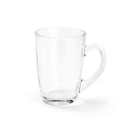 Mugs - Mug publicitaire en verre transparent 230 ml - Hoyo - Pandacola