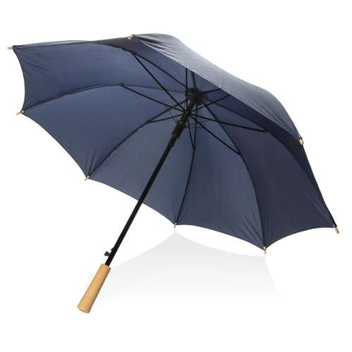 """Parapluies classiques - Parapluie tempête personnalisable recyclé 23"""" automatique - Romania - Pandacola"""