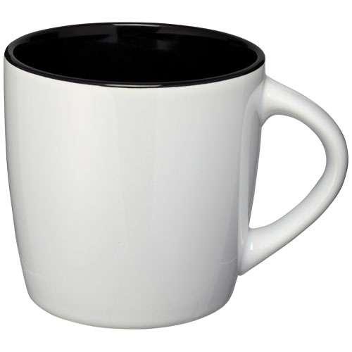 Mugs - Mug personnalisé avec intérieur coloré 340 ml - Aztec - Pandacola