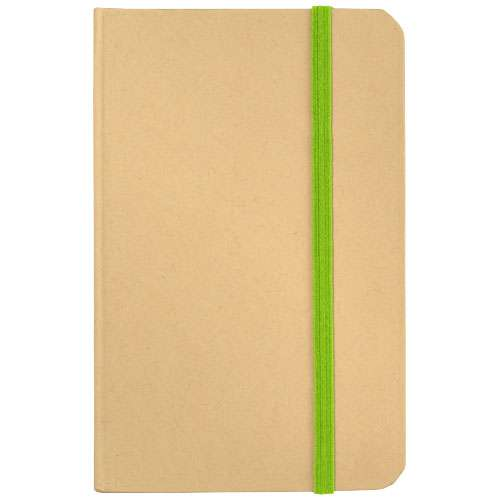 Carnets simple - Calepin publicitaire A6 80 feuilles blanches 70 g/m² - Dictum - Pandacola