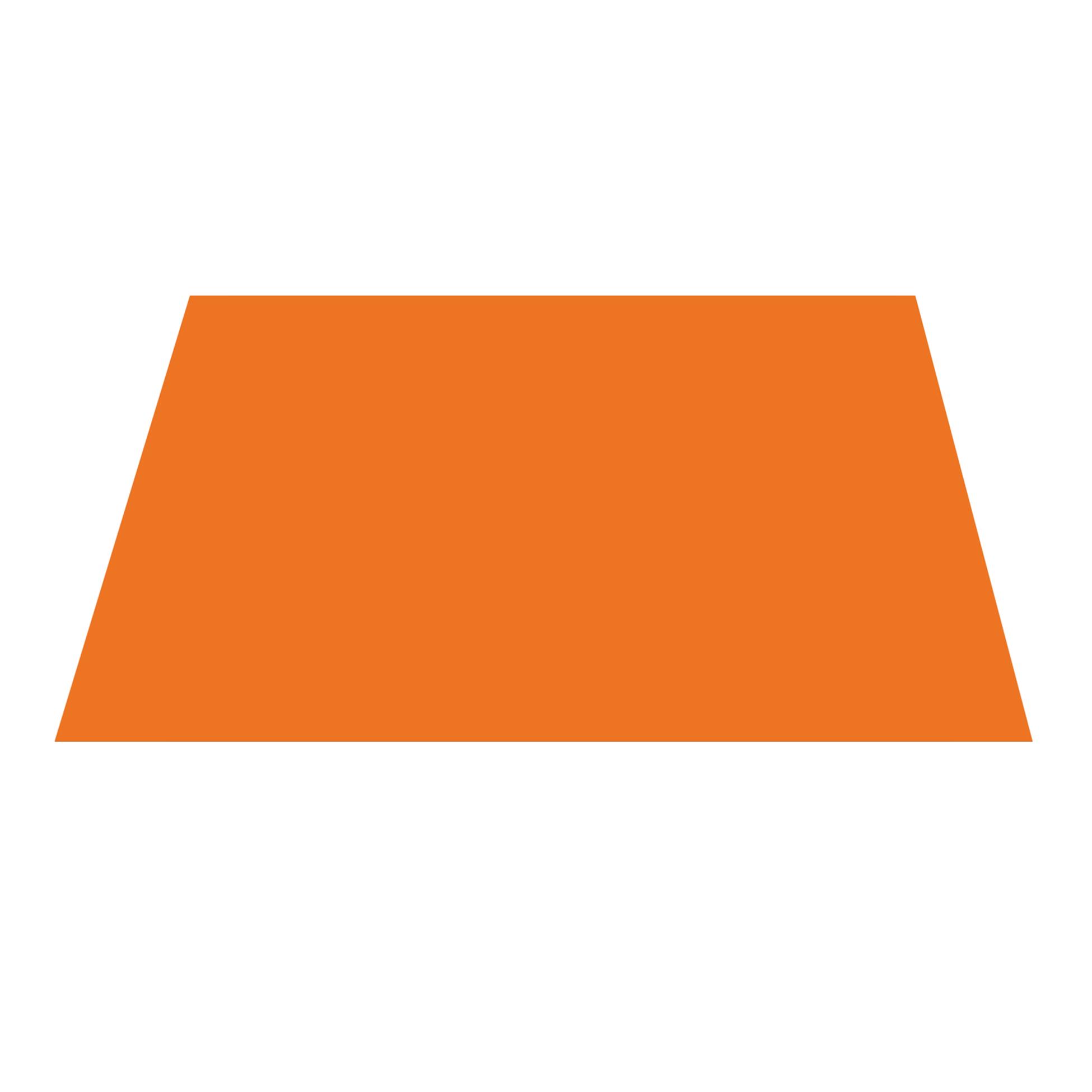 Sticker de sol promotionnel carré en vinyle 30x30 cm - Kari   Pandacola
