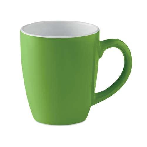 Mugs - Mug publicitaire coloré en céramique 300 ml - Colour Trent - Pandacola