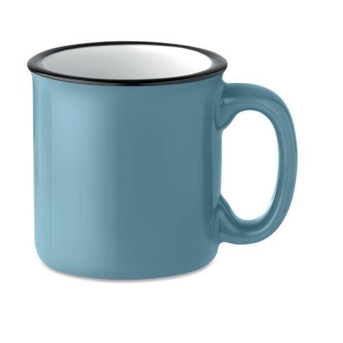 Mugs - Mug vintage personnalisé en céramique 240 ml - Tweenies - Pandacola