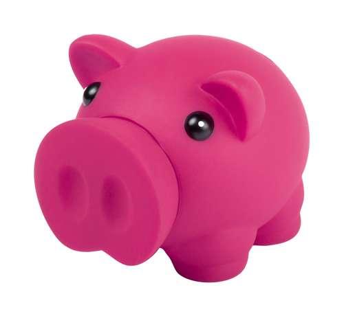 Tirelires animaux - Tirelire promotionnelle cochon avec ouverture par le groin - Donax - Pandacola