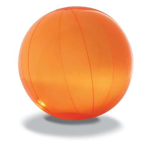 Ballons de plage - Balle de plage gonflable publicitaire - Aqua - Pandacola
