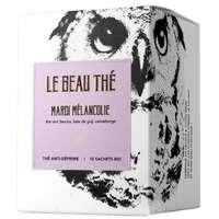 Boite de thé Mardi Mélancholie - Le Beau Thé - Pandacola