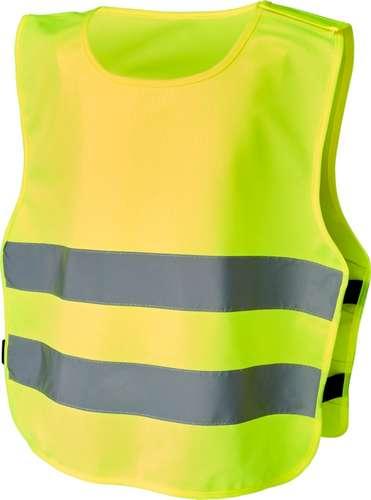 Gilets de sécurité - Gilet de sécurité personnalisé à velcro taille enfant 3-6 ans - Ralu - Pandacola