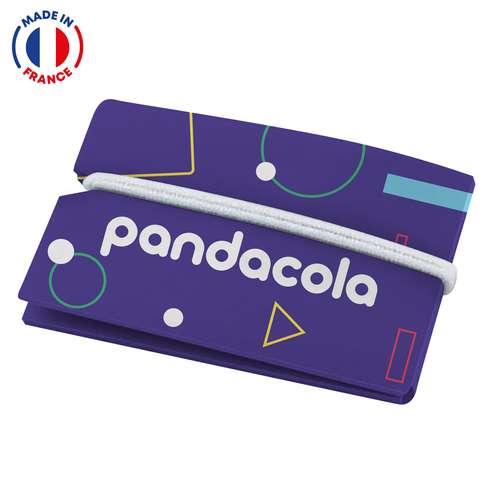 Autres équipements de sécurité - Protège masque en papier recyclé fabriqué en France - Pandacola