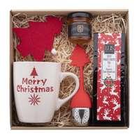 Coffret cadeau publicitaire tea lover - Salla - Pandacola