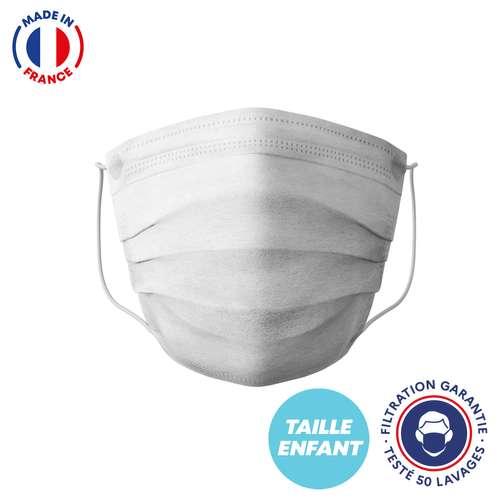 Masques de protection - UNS1 50 lavages - Masque enfant | Barral - Pandacola